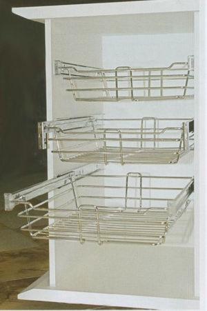 Выдвижные аксессуары для гардероба, наполнение и фурнитура шкафов купе