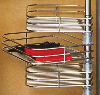 Выдвижные аксессуары для  шкафов купе