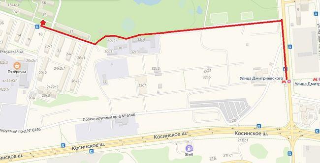 Схема прохода пешком в офис Логатаск