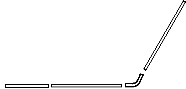 Схема  рейлинги для кухни 2