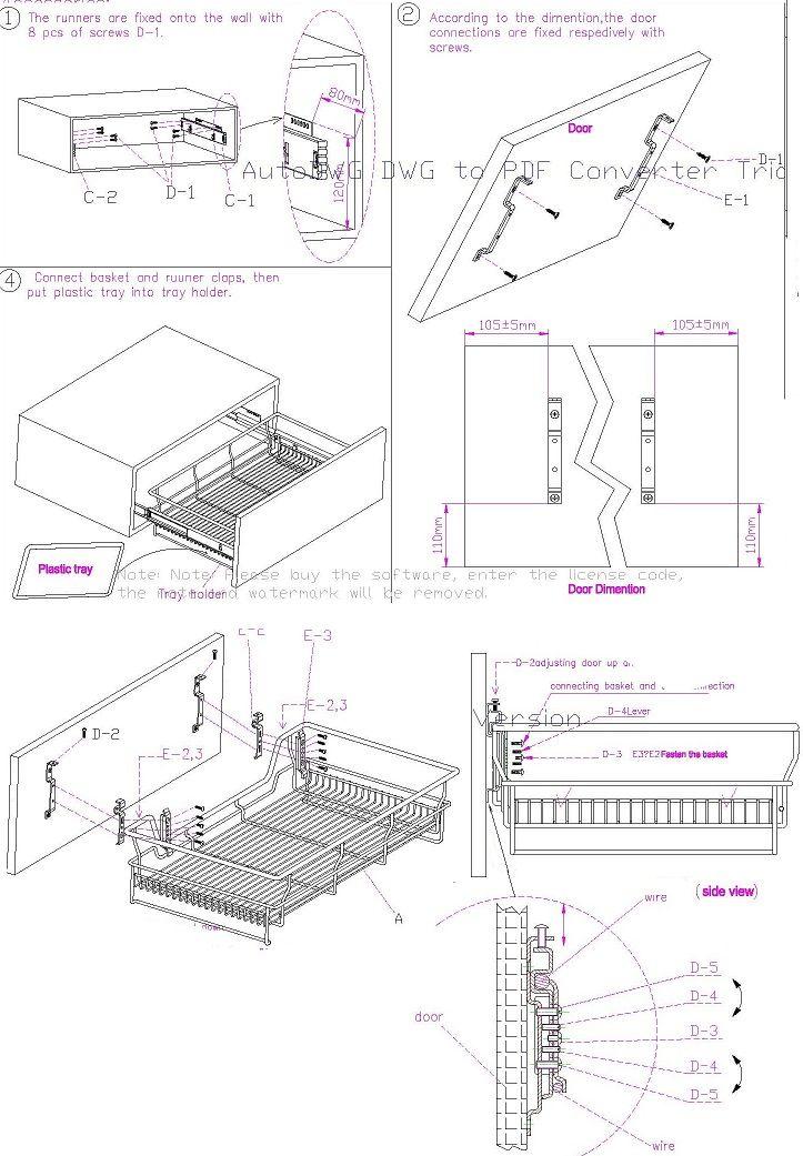 ND800 Сушка для кухни