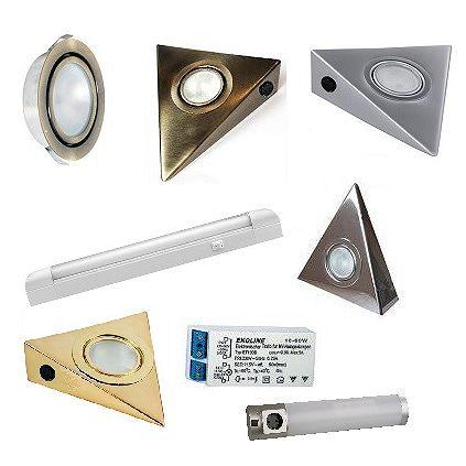 Фото мебельных светильников, которые продаются в интернет магазине LOGATASK.
